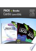Pack CARDIOLOGIE - spécial ECG - Elsevier Masson