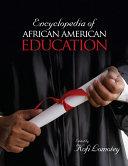 download ebook encyclopedia of african american education pdf epub