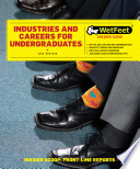 Industries and Careers for Undergraduates