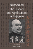 download ebook the essence and applications of taijiquan pdf epub