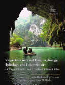 Perspectives on Karst Geomorphology, Hydrology, and Geochemistry Book