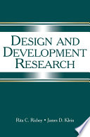 Design and Development Research