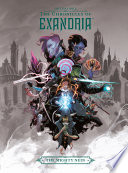 Book Critical Role  the Chronicles of Exandria the Mighty Nein