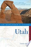 Explorer S Guide Utah book
