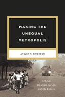 Making the Unequal Metropolis Book PDF