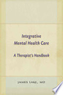 Integrative Mental Health Care