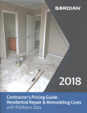 Contractor s Pricing Guide
