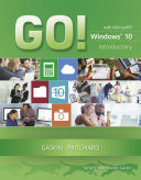 GO! with Windows 10, Introductory