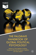The Palgrave Handbook of Global Political Psychology