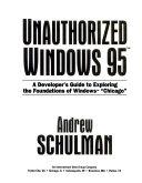 Unauthorized Windows 95
