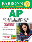 AP English Literature and Composition  5th ed