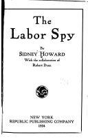 The Labor Spy