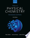 Atkins  Physical Chemistry