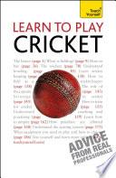 Learn To Play Cricket Teach Yourself