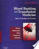 Blood Banking And Transfusion Medicine