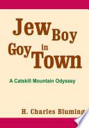 Jew Boy in Goy Town