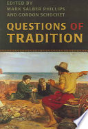Questions of Tradition