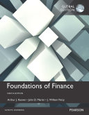 Foundations of Finance, Global Edition