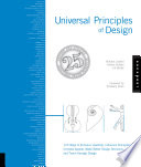 illustration du livre Universal Principles of Design, Revised and Updated