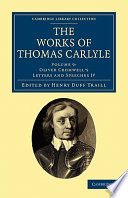 The Works Of Thomas Carlyle : works, first published in 1896....