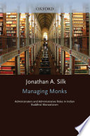 Managing Monks