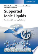 Supported Ionic Liquids