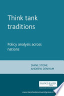 Think Tank Traditions