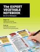 The Expert Vegetable Notebook