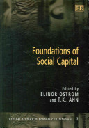 Foundations of Social Capital