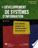 Le D  veloppement de Syst  mes d Information