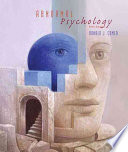 Abnormal Psychology  Fifth Edition