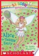 Sports Fairies  6  Alice the Tennis Fairy