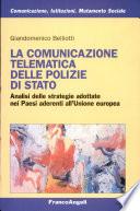 La comunicazione telematica delle polizie di stato