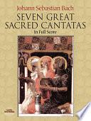 Seven great sacred cantatas
