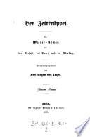 Der Zeitkrüppel : Ein Wiener Roman. 1