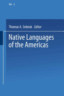 download ebook native languages of the americas pdf epub