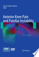Ebook Anterior Knee Pain and Patellar Instability Epub Vicente Sanchis-Alfonso Apps Read Mobile