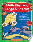 Math Rhymes  Songs   Stories  Pre K 1