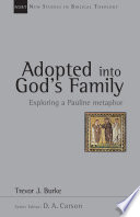 Adopted Into God s Family