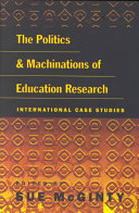 The politics & machinations of education research