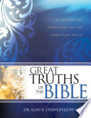 Great Truths of the Bible Book PDF