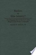 Raiders Or Elite Infantry