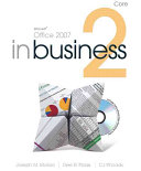 Microsoft Office 2007 in Business Core