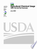 agriculture chemical usage