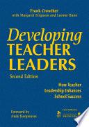 Developing Teacher Leaders