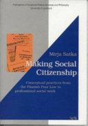 Making Social Citizenship