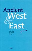 Ancient West & East