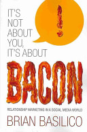 download ebook it's not about you, it's about bacon pdf epub