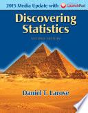 Discovering Statistics Media Update