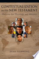 Contextualization in the New Testament